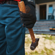Person holding hammer while looking at house - PhotoDune Item for Sale