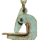 Old rusty construction crane hook and chain - PhotoDune Item for Sale