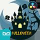 Halloween Background | DaVinci Resolve - VideoHive Item for Sale