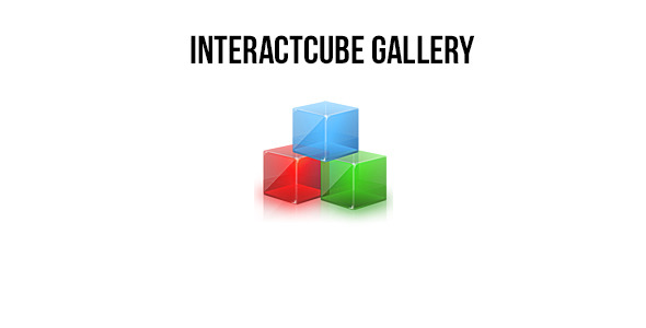 INTERACTCUBE GALLERY - CodeCanyon Item for Sale