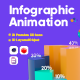 Animated 3D Infographics
