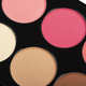 Palette of blusher or eye shadow - PhotoDune Item for Sale