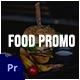 Food Promo Slideshow - VideoHive Item for Sale