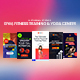 Gym, Fitness Training & Yoga Center Instagram Stories - VideoHive Item for Sale
