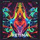 Retina Album Cover Art