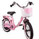 Pink kids bike isolated on a white background - PhotoDune Item for Sale