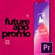 Future App Promo | 3d Mobile Mockup | App Demo Video | Android App Presentation | Premiere Pro - VideoHive Item for Sale