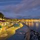 The port of San Sebastian at night - PhotoDune Item for Sale
