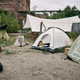 Refugee Camp With Tents - PhotoDune Item for Sale