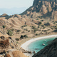 Beautiful view of coast surrounding by hills - PhotoDune Item for Sale