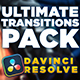 The Ultimate Transitions Pack - DaVinci Resolve - VideoHive Item for Sale
