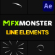 Line Elements | After Effects