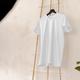 Plain white cotton t-shirt on hanger for your design - PhotoDune Item for Sale