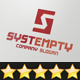 Systempty Logo - GraphicRiver Item for Sale