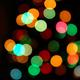 Unfocused Bright Colorful Lights Background - PhotoDune Item for Sale