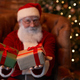 Santa Giving Gifts To You - PhotoDune Item for Sale