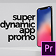 Super Dynamic App Promo - Phone 13 - Android - App Demo Video Premiere Pro - VideoHive Item for Sale