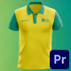 Polo T-shirt Mockup - Animated Mockup PREMIERE - VideoHive Item for Sale