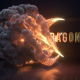 Fire Trails Logo - VideoHive Item for Sale