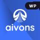 Aivons - Business Consulting WordPress Theme