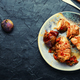 Chicken breast roll roast with figs - PhotoDune Item for Sale