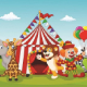 Circus & Theatre Opener & Final Music Pack