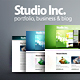 Studio Inc. - portfolio, business & blog - ThemeForest Item for Sale