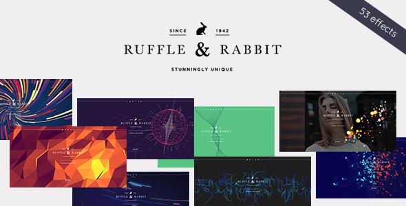 Marvelous Rabbit - Exclusive Coming Soon WordPress Theme