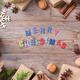 Creative zero waste Christmas concept, handmade gift boxes, furoshiki style - PhotoDune Item for Sale