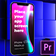 Mobile App Presentation - App Promo Kit - Phone 13 App Demo - App Demonstration Video Premiere Pro - VideoHive Item for Sale