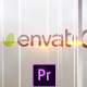 Simple Glossy Slider Logo - Premiere Pro - VideoHive Item for Sale