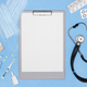 Medical mockup background with copy space - PhotoDune Item for Sale