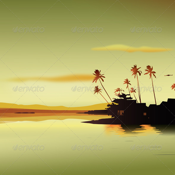 Seaside - Landscapes Nature