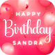 Happy Birtday Sandra - VideoHive Item for Sale