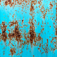 Blue pained rusted metal background - PhotoDune Item for Sale