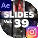 Instagram Stories Slides Vol. 39 - VideoHive Item for Sale