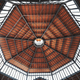Modern dome roof, view from inside - PhotoDune Item for Sale