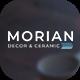 Morian - Ceramics & Pottery Decor Shopify Theme