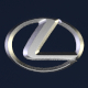 Lexus Logo - 3DOcean Item for Sale