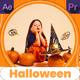 Happy Halloween | Halloween Opener | MOGRT - VideoHive Item for Sale