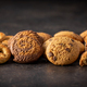 Various cookies. Sweet biscuits. - PhotoDune Item for Sale