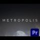 Metropolis Cinematic Trailer Pro - VideoHive Item for Sale