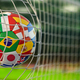 Football ball with flags of world countries - PhotoDune Item for Sale