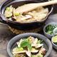 Matsutake Gohan( boiled rice with matsutake mushrooms ), Japanese autumn food - PhotoDune Item for Sale