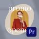 Fashion Promo Opener for Premiere Pro - VideoHive Item for Sale