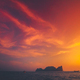The sunset over the Indian Ocean. Phi Phi Islands - PhotoDune Item for Sale