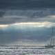 elegant touristic yacht in ocean northern ireland - PhotoDune Item for Sale