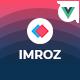 Imroz - Vue JS Creative Agency & Portfolio Vue JS  Template