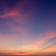 Beautiful colored cloudy evening sky.  Abstract sky background. - PhotoDune Item for Sale