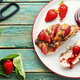 Chicken baked in strawberry sauce - PhotoDune Item for Sale